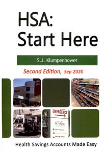 HSA:Start Here book cover